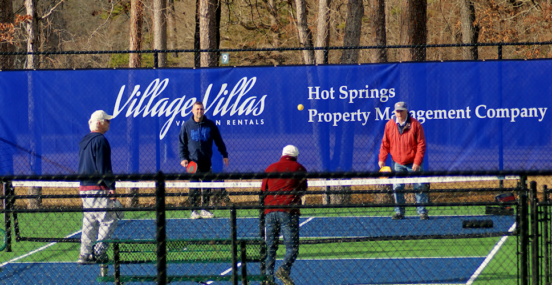 HSV Pickleball Players