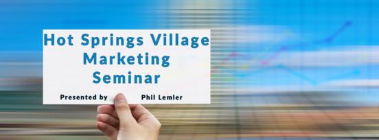 HSV Marketing Seminar presented by Phil Lemler