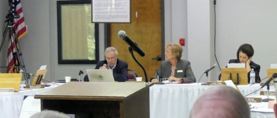 hot springs village property owners' association board meeting concerns