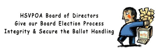hsvpoa board election integrity 1