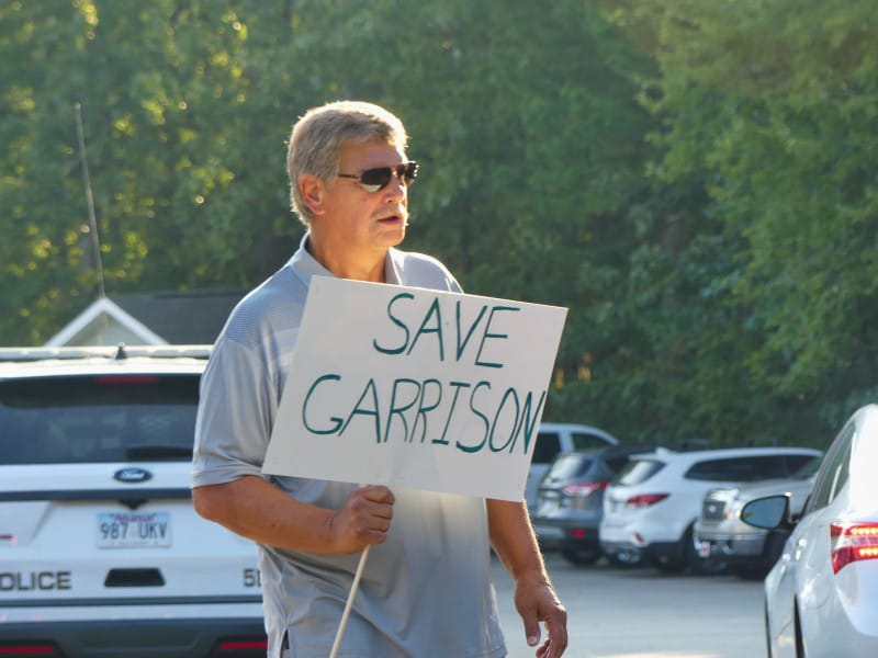 HSVPOA save Dick Garrison