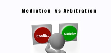 Mediation vs arbitration hot springs village