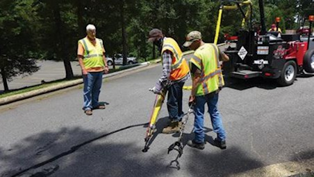hsv poa public works crack sealing machine courtesy village voice