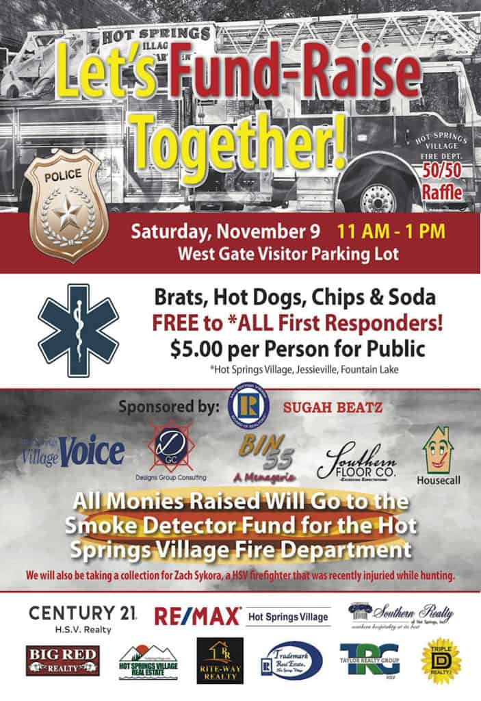 hsv first responder day fund raiser