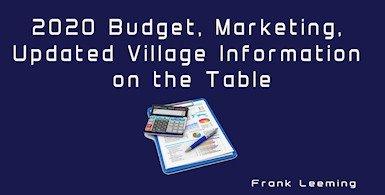 2020 budget hsvpoa frank leeming