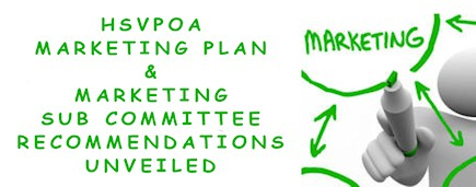 hsvpoa marketing committee marketing plan unveiled