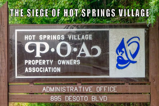 hsvpoa siege hot springs village