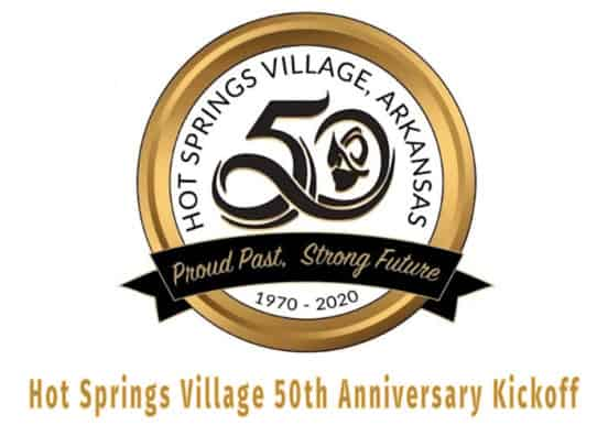 50th anniversary kickoff hot springs village
