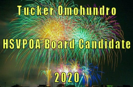 Board candidate tucker omohundro weighs in hsvpo