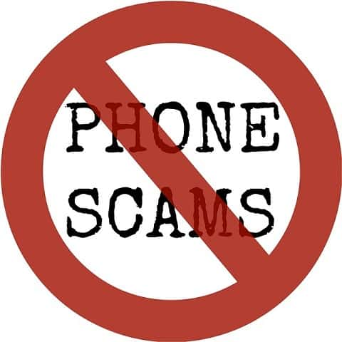 hot springs village phone scam alert