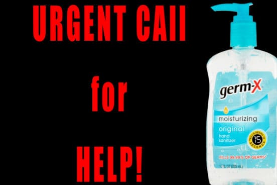 urgent call for help