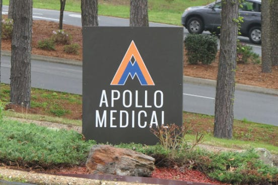 HSV Apollo Medical Makes House Calls