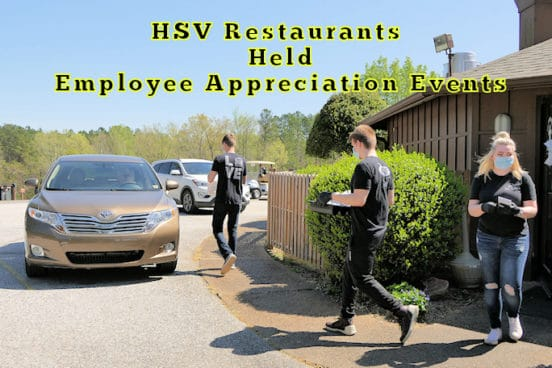 Employee Appreciation Events Held by Hot Springs Village Restaurants