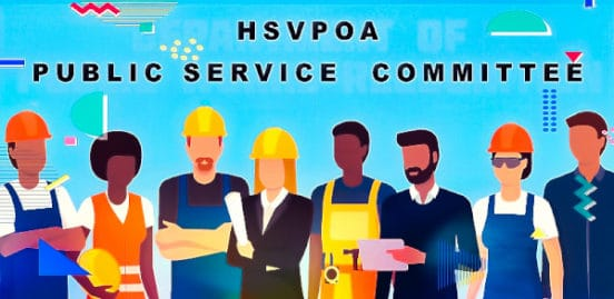 HSVPOA Public Service Committee Meeting 4/16/20