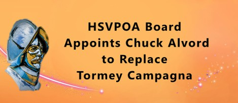 HSV POA Board Appoints Chuck Alvord to Replace Tormey Campagna