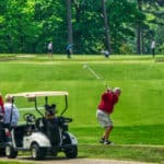 2020 Golf Opportunity for HSV Desoto Golf course
