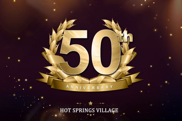 Hot Springs Village 50th Anniversary
