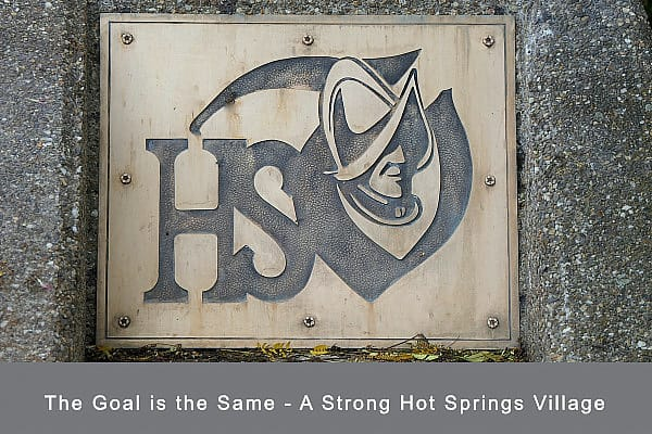 Hot Springs Village POA Board has Goal of Strong Village