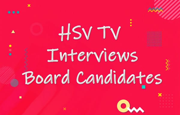 Hot Springs Village HSV TV Interviews eight 2021 BOD Candidates