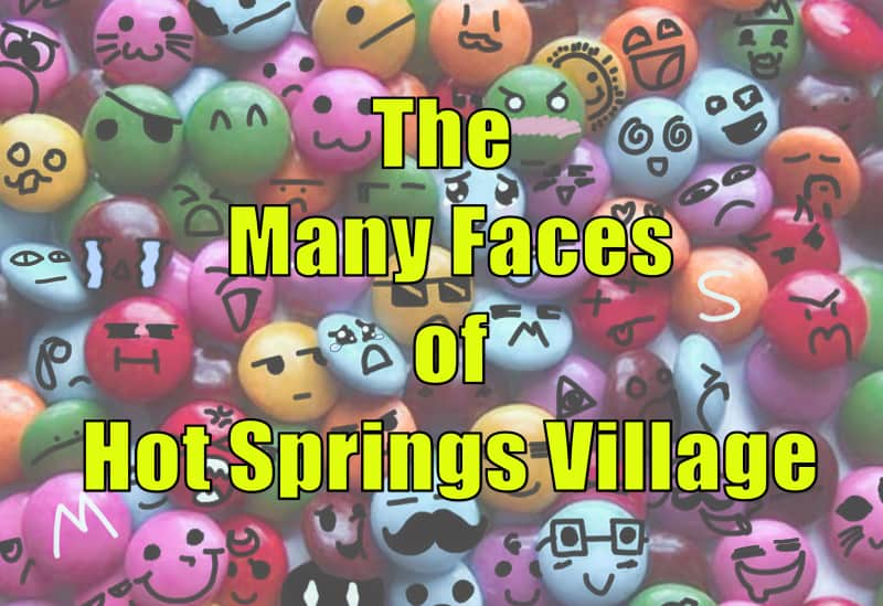 The many faces of Hot Springs Village by Lloyd Sherman
