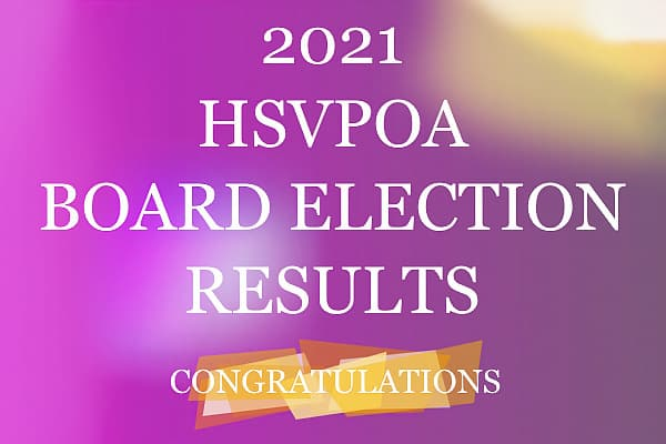 2021 Hot Springs Village Board Election Results
