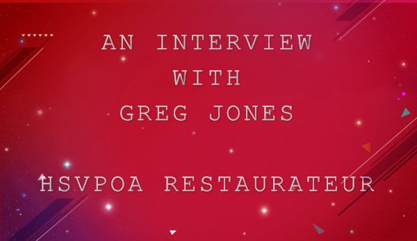 Greg Jones Acquires Management of 3 HSVPOA restaurants
