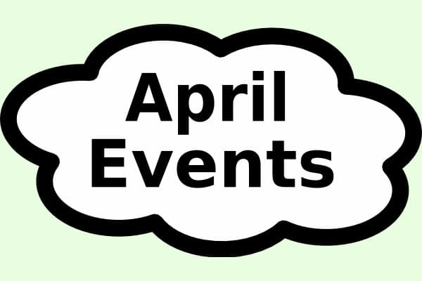 Hot Springs Village April Recreation and Entertainment Events