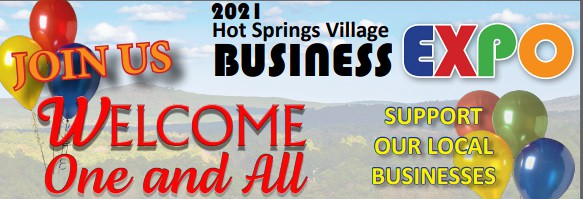 Hot Springs Village Chamber Welcomes Visitors to 2021 Expo