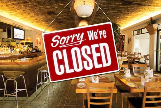 Transition results in some HSVPOA restaurants being closed