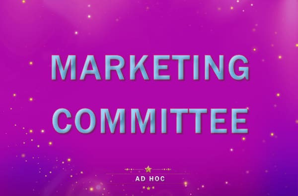 Board Reduces HSVPOA Marketing Committee Status to Ad Hoc