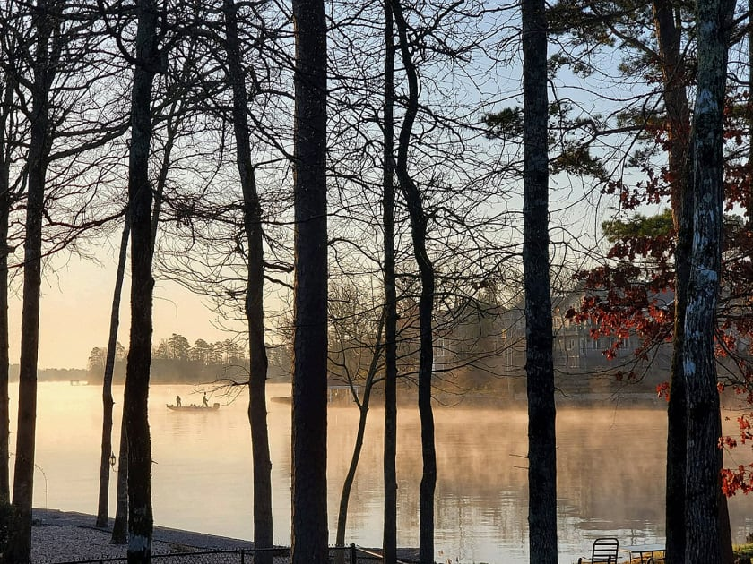HSV what is all the noise about photo of lake balboa courtesy missy masterson