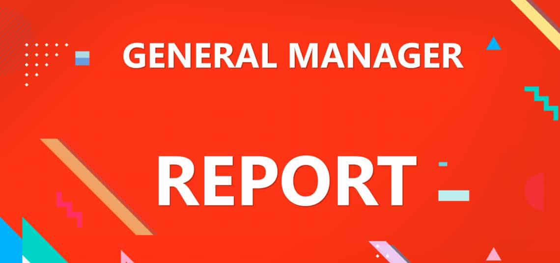 Hot Springs Village POA General Manager Report 6-16-21