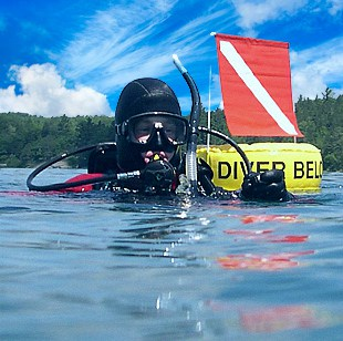 Scuba diving policy discussed by HSVPOA board