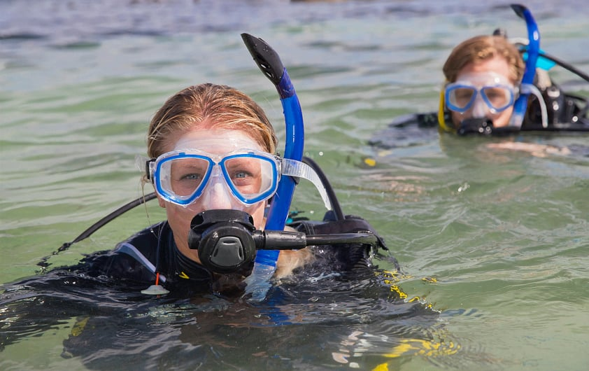Scuba diving ban considered by HSVPOA Boar