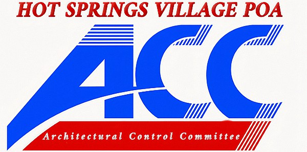 Hot Springs Village POA ACC Meeting Report for July 1, 2021