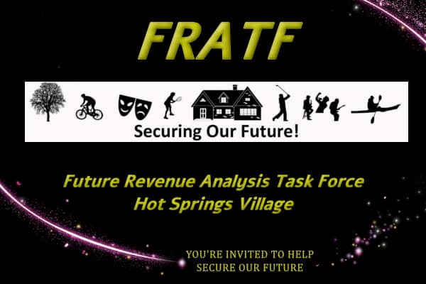 The Rules that Govern Hot Springs Village FRATF cover
