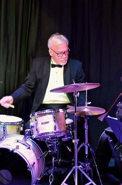 Xplore Beehive Continues Jazz Concert Series August 22 with CE Askew on Drums