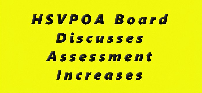 Hot Springs Village Board Discusses Assessment Increases