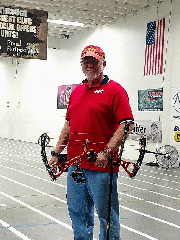 HSV Archery Range Michael Beaver