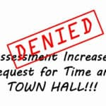 To All Hot Springs Village Property Owners re assessments