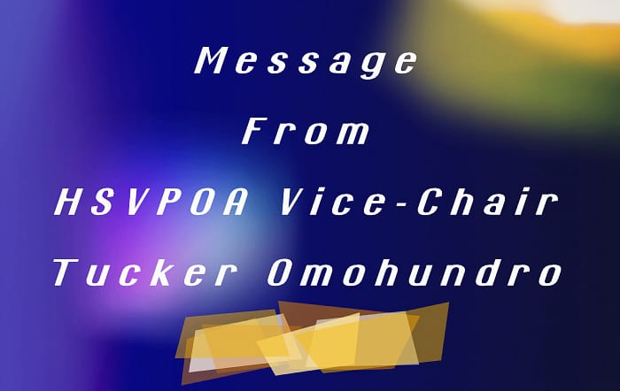 Message from Hot Springs Village POA Vice Chair Tucker Omohundro